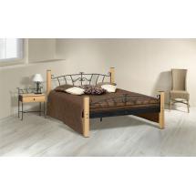 Kovaná postel ALTEA, 200 x 180 cm