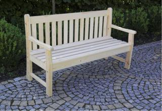Zahradní lavice LONDON