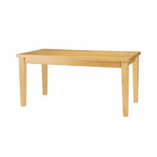 Jídelní stůl - BOROVICE, 160x80cm
