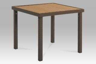 Zahradní jídelní stůl BNZ-090 BR