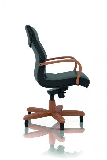 Kancelářské křeslo s područkami 7750 COSMOS Wood Antares