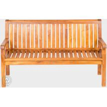 Teakové zahradní lavice PIETRO š. 150cm