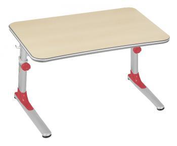 Rostoucí dětský stůl JUNIOR, červené díly Mayer 32P1 11