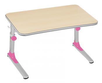 Rostoucí dětský stůl JUNIOR, růžové díly Mayer 32P1 19