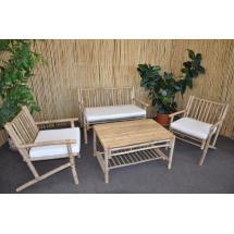 Souprava Halong - přírodní bambus