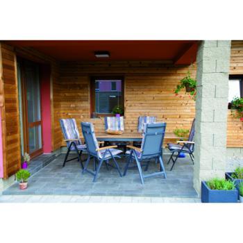 Zahradní nábytek - Sestava CONCEPT PARRO, 6+1 Doppler 266COPA01013