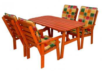 Zahradní nábytek - Sestava ANETA 150x80cm Doppler 260AN0092