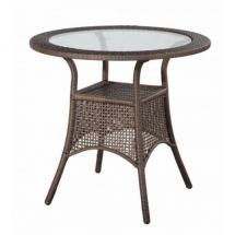 Zahradní ratanový stolek BERLIN