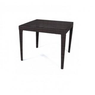 Zahradní nábytek - jídelní stůl DALLAS, 90x90cm