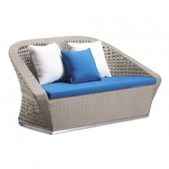 Zahradní nábytek - Double sofa LYRE DIMENZA