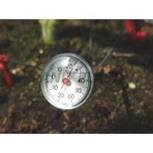 Půdní teploměr do skleníku