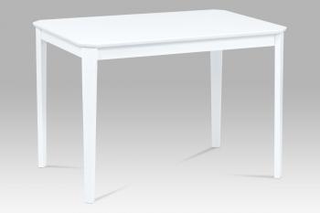 Jídelní stůl 110x75 cm AUTRONIC AUT-009 WT
