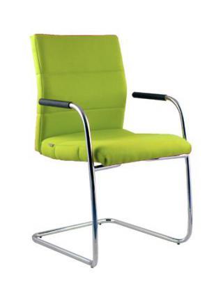 Jedenací židle konferenční LASER, 682-KZ-N2