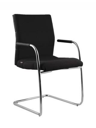 Jedenací židle konferenční LASER, 683-KZ-N4