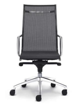 Kancelářská židle PLUTO 600, vysoký opěrák