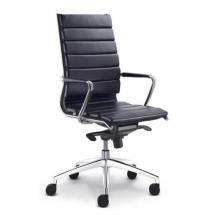 Kancelářská židle PLUTO 606, vysoký opěrák
