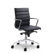 Kancelářská židle PLUTO 615, nízký opěrák