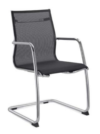 Jednací židle konferenční PLUTO 620