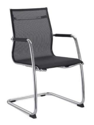Jednací židle konferenční PLUTO 621