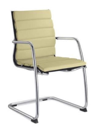Jednací židle konferenční PLUTO 625