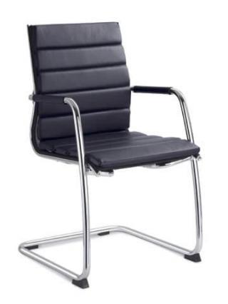 Jednací židle konferenční  PLUTO 626
