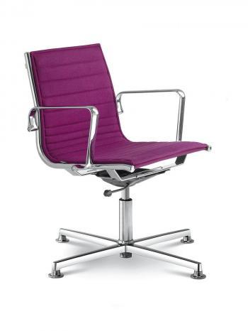 Konferenční a jednací kancelářské křeslo FLY 713 F34-N6 LD SEATING 713
