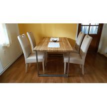 Jídelní stůl dub MILANO LARGE