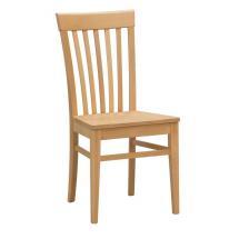 Jídelní a kuchyňská židle K2, masiv