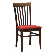 Jídelní a kuchyňská židle K2, čalouněná *zakázková výroba