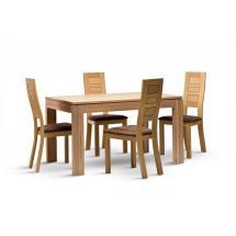 Jídelní židle Mod.490M, MASIV DUB