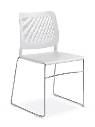 Jednací a konferenční židle TIME 160-N4