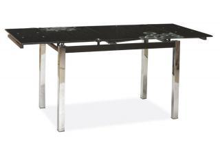 Jídelní stůl rozkládací, GD-017, 74x110(170)x75cm