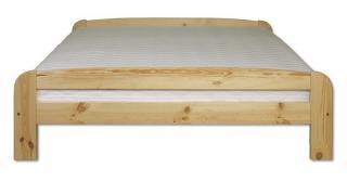 Postel KL-108  160x200cm, borovice