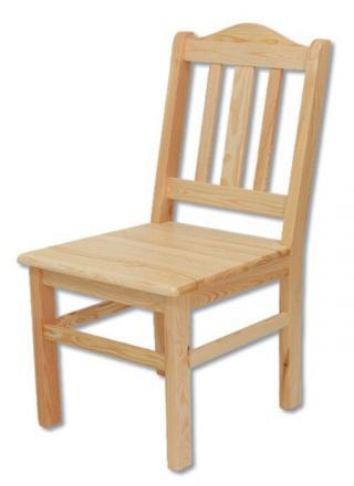 TK-101 židle z borovicového dřeva