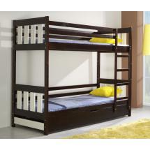 Dětská postel KASPER poschoďová