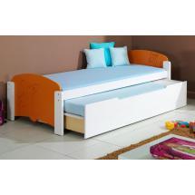 Dětská postel MARUŠKA 2 vysouvací
