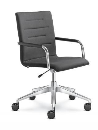 Kancelářská otočná  židle OSLO 227-F80-N6