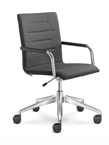 Kancelářská otočná židle OSLO 227-F80-N6 LD SEATING 227-F80-N6