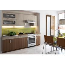 Kuchyně Blanka 240 s výklopem