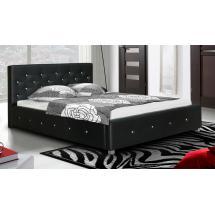 Čalouněná postel LUBNICE IV 160