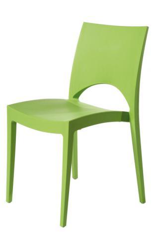 Plastová židle PARIS (polypropylen)