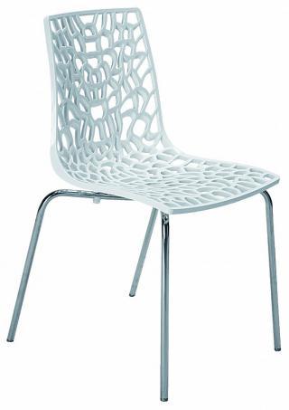 Plastová židle GROOVE