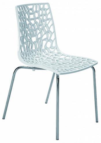 Plastová židle GROOVE STIMA