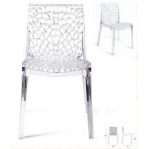 Plastová židle GRUVYER (polykarbonát)