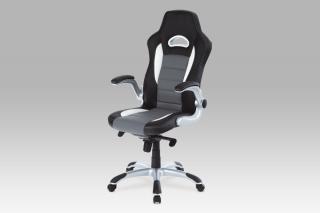 Kancelářská židle KA-E240B GREY