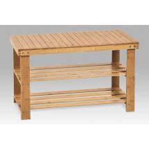 Drobný nábytek - botník bambusový