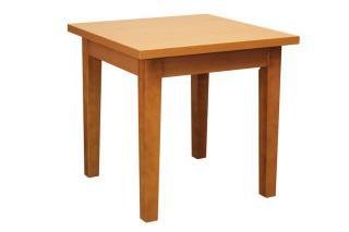 Jídelní stůl OLEG S121-80, 80x80cm