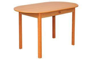 Jídelní stůl TONDA S106, 120x70cm