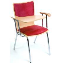 Jednací a konferenční židle SIMONA B.P - čalouněný sedák