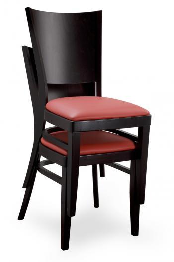 Židle ALBERT 313367, koženka L.A.Bernkop-KORYNA 313367